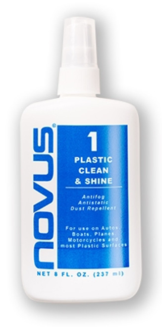 Novus 1 Plastic Clean & Shine Polish