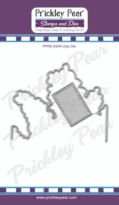 Lilac cutting die PPRS-D246