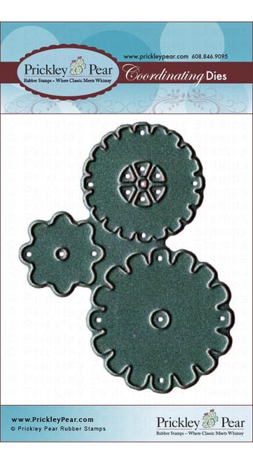 Steampunk Gears - Die Set PPRS-D025