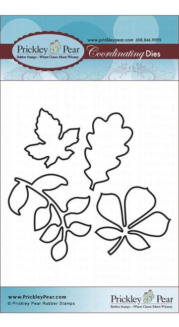 Leaf Set - Die Set PPRS-D037