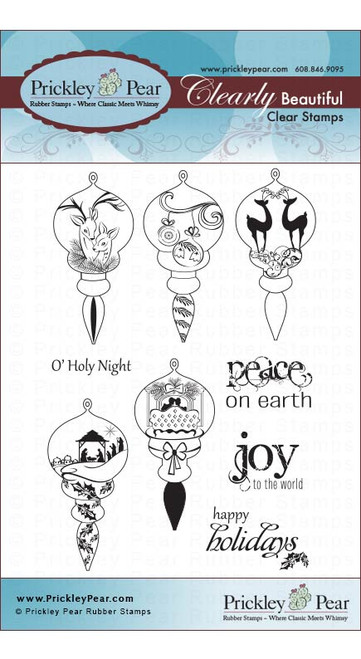 Victorian Ornaments 2 - Clear Stamp Set