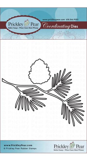 Pine Branch - Die Set PPRS-D040