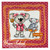 Card made by Fran Sabad with Nurse Koala Clear Stamp Set CLR224