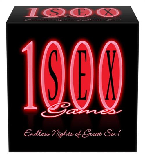 KG-BGR10 1000 SEX GAMES