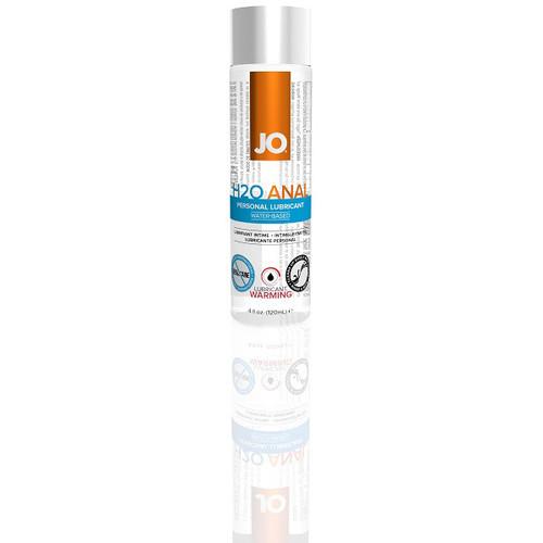 JO-40110 JO ANAL H2O WARMING 4OZ LUBE