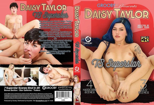 DAISY TAYLOR TS SUPERSTAR