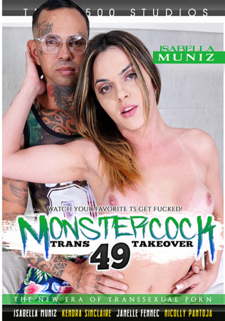 MONSTER COCK TRANS TAKEOVER 49
