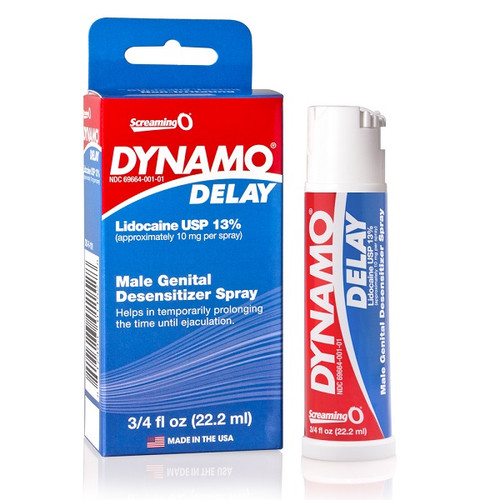 SO-DD-R-101 DYNAMO DELAY SPRAY -3/4OZ