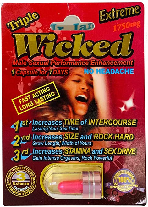 WICKED ZEN EXTREME 1750mg -24CT