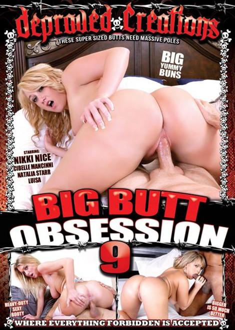 BIG BUTT OBSESSION #9