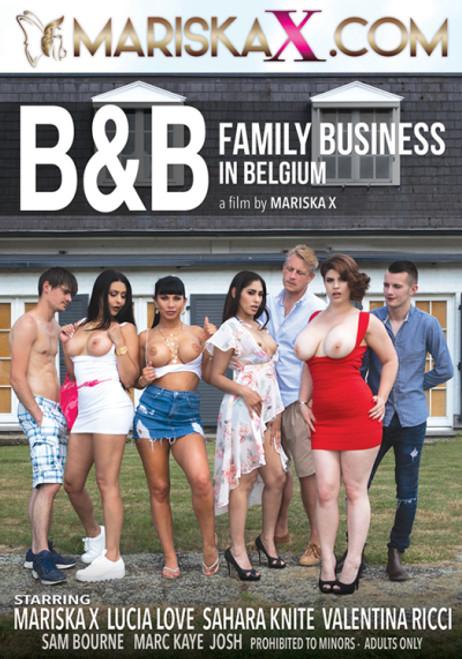 B & B FAMILY BUSINESS IN BELGIUM