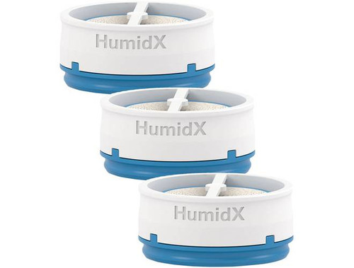 ResMed HumidX - Disposable Humidifier for AirMini CPAP Machine - 3 Pack
