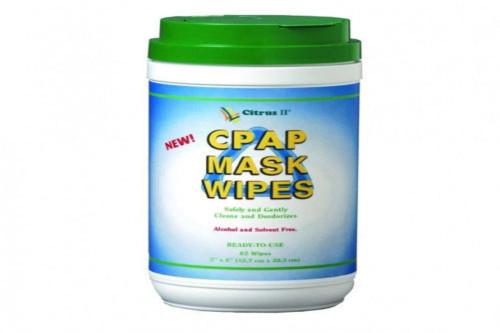 CPAP Mask Wipes Citrus Scent
