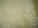 1840 1850 Whitework Embroidery Fine Muslin Pelerine Capelet Collar