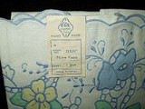 Antique Vintage 1930 1940 Hand Made Unused Embroidery Applique Pillowcases