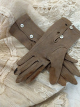 Salesman Sample Women Silk Gloves Edwardian 1920s Doll Fashion Wear