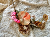 Millinery Artificial Flowers  Edwardian Teens 1920s Hat Trimmings
