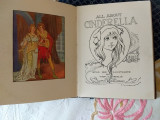 All About Cinderella Storybook John Gruelle 1916 Children Book