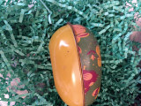2 Vintage 1950 Tin Colmor Easter Candy Container Bunny Chick