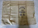 1900 Salesman Sample Fine Muslin Fabric Historical Sampler Columbus Textile Mill