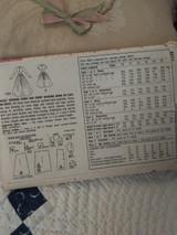 Vintage 1960s Simplicity Wedding Dress Pattern Bridal Unused Factory Packed