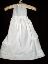 Antique Victorian Edwardian Full Length Baby or Doll Petticoat
