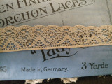 For Inspiration ~ Sewing With Old Trim and Lace