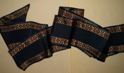 Victorian Edwardian Millinery Dress Rayon Silk Faille Ribbon Pieces