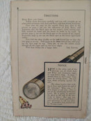 Advertures of Jack and Betty Story Booklet Feb 1914 Magazine Pages
