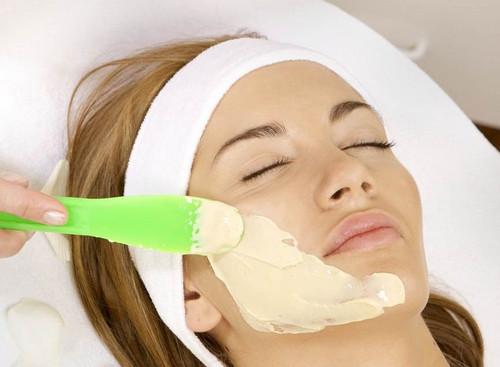 full face waxing