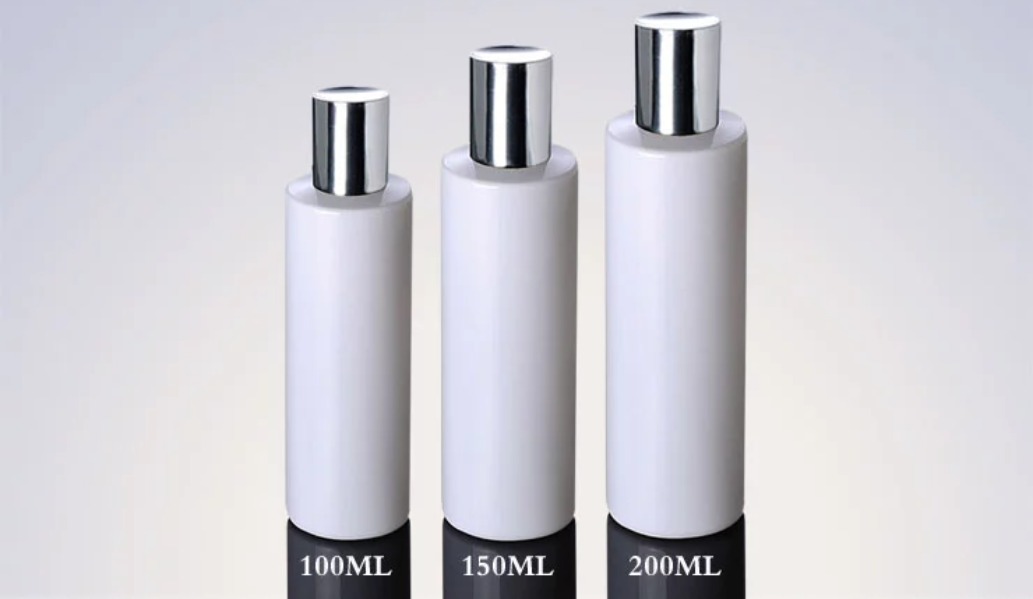 glossy-white-high-quality-pet-plastic-square-shoulder-bottle-with-shiny-silver-screw-caps.png