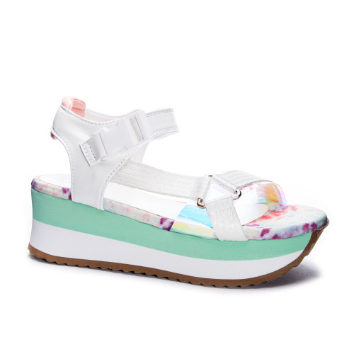 CHINESE LAUNDRY GLEAM SANDAL