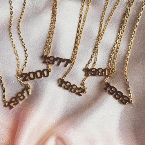 IT'S YOUR YEAR NECKLACE