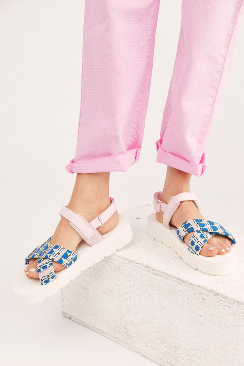 FREE PEOPLE LA PEZ SANDAL