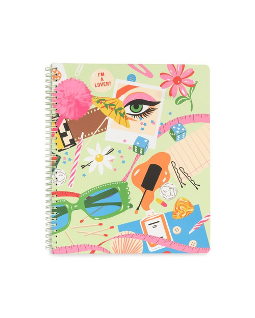 BAN.DO ROUGH DRAFT LARGE NOTEBOOK IN JUNK DRAWER