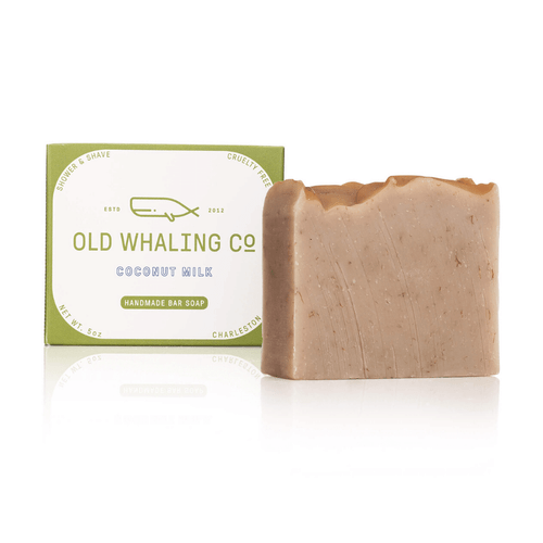 OLD WHALING COMPANY COCONUT MILK BAR SOAP
