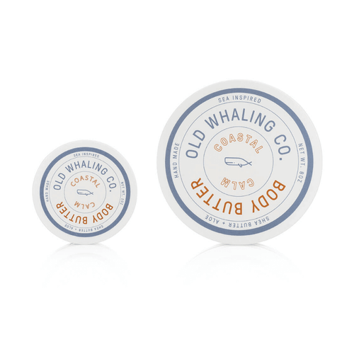 OLD WHALING COMPANY COASTAL CALM BODY BUTTER