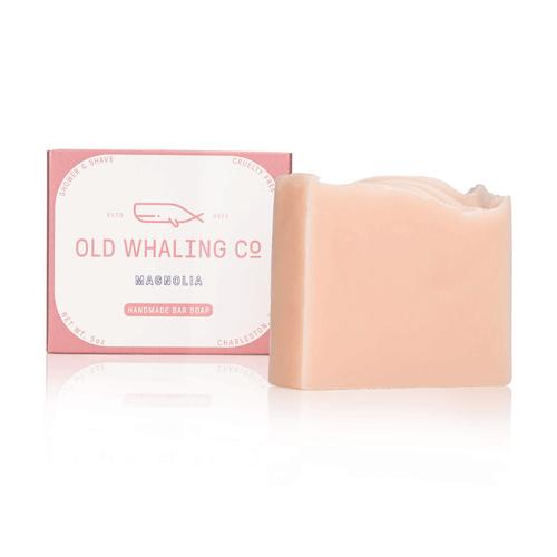 OLD WHALING COMPANY MAGNOLIA BAR SOAP