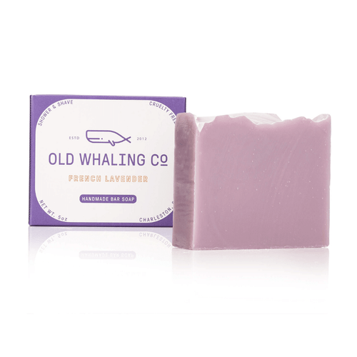 OLD WHALING COMPANY FRENCH BAR SOAP