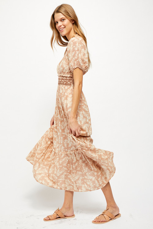 FREE PEOPLE ELLIE MAXI DRESS