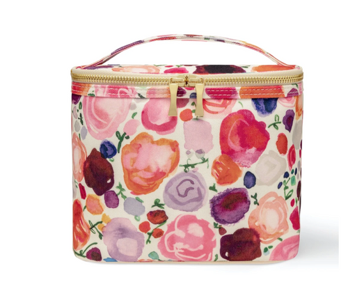 KATE SPADE LUNCH TOTE IN FLORAL