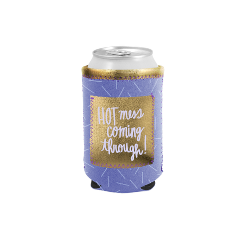 HOT MESS CAN HOLDER