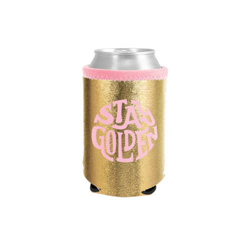 STAY GOLDEN CAN HOLDER