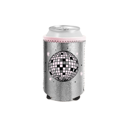 DISCO BALL CAN HOLDER