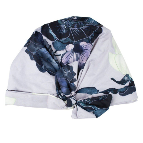 LUXE SHOWER CAP IN FLORAL