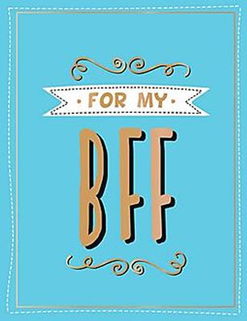 FOR MY BFF BOOK