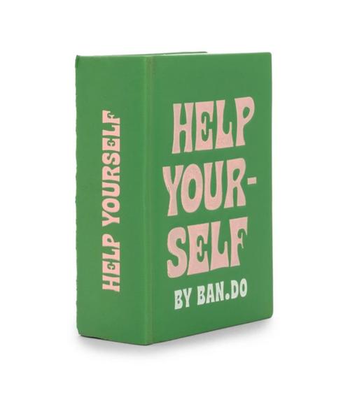 BAN.DO FEEL BETTER DE-STRESS BALL IN HELP YOURSELF