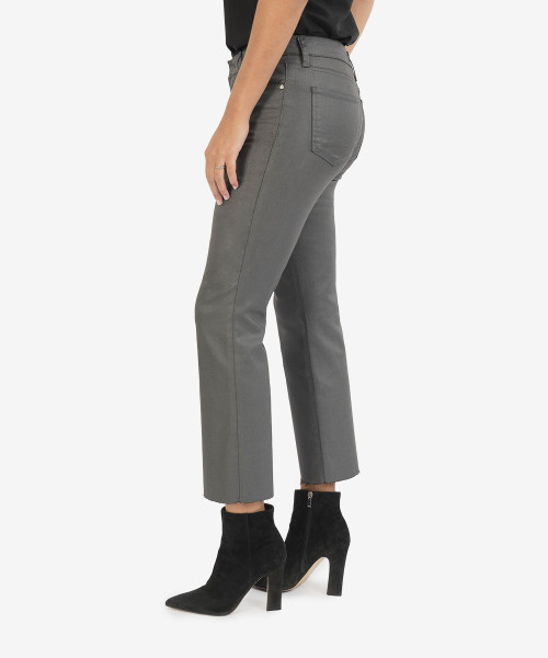 KUT KELSEY HIGH RISE ANKLE FLARE