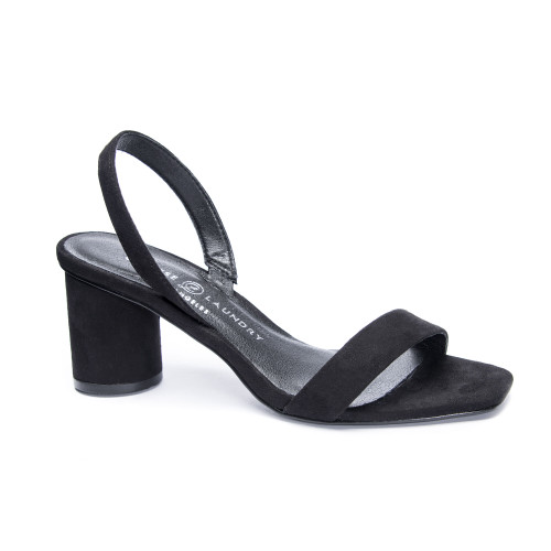 CHINESE LAUNDRY YUMI HEEL IN BLACK