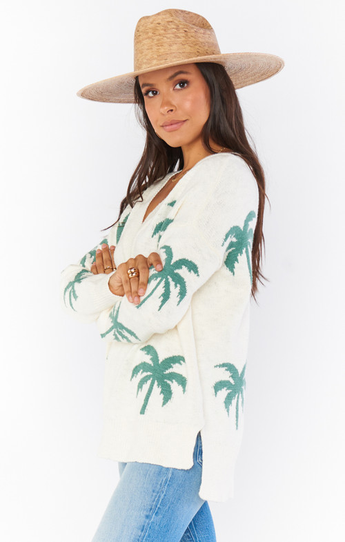 SHOW ME YOUR MUMU GILLIGAN SWEATER